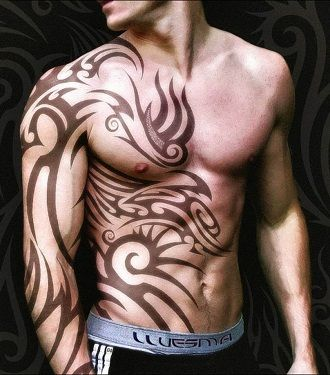 15 Beautiful Full Body Tattoo Designs For Men And Women Cool Tribal Tattoos Tribal Tattoos Tribal Tattoos With Meaning