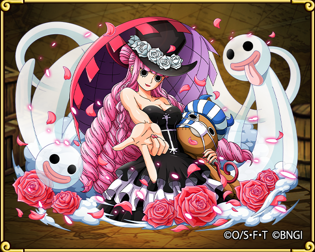 Perona Straw Hat Pirates Conspirator