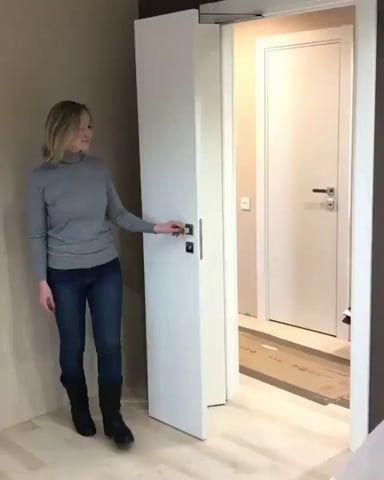 Great Door Solution Door Installation Folding Doors Interior Door Design
