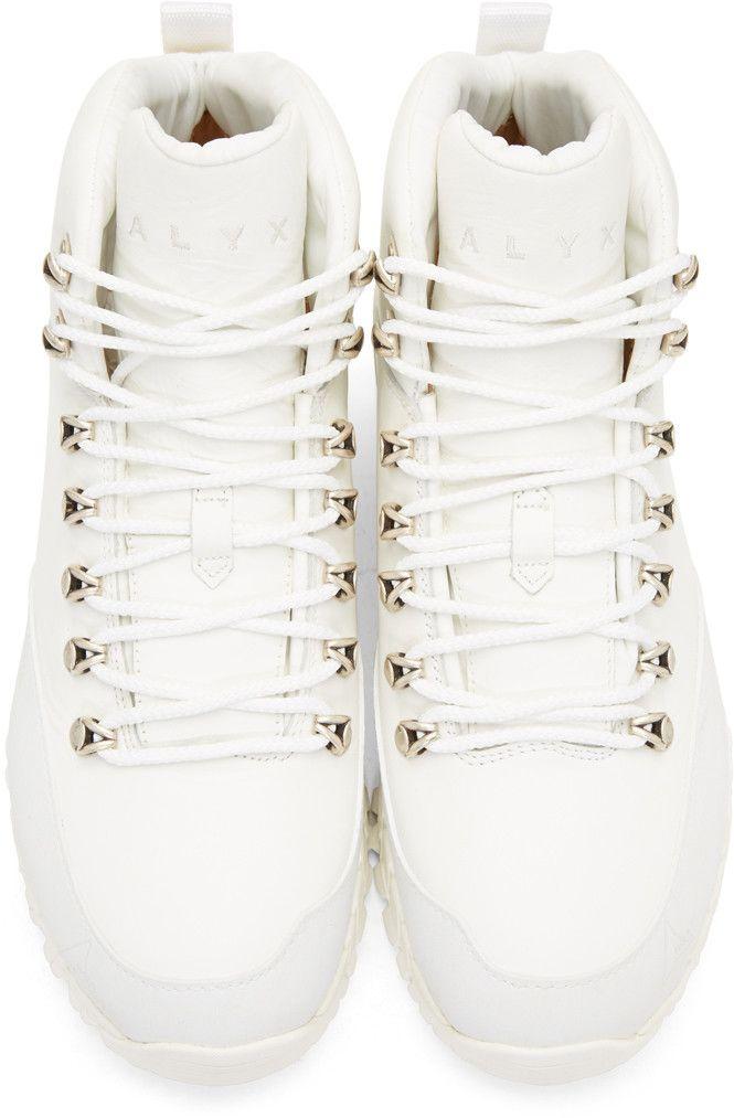 4267359c4f Alyx - White fragment Edition Roa Hiking Boots Best Hiking Boots, Hiking  Boots Women,