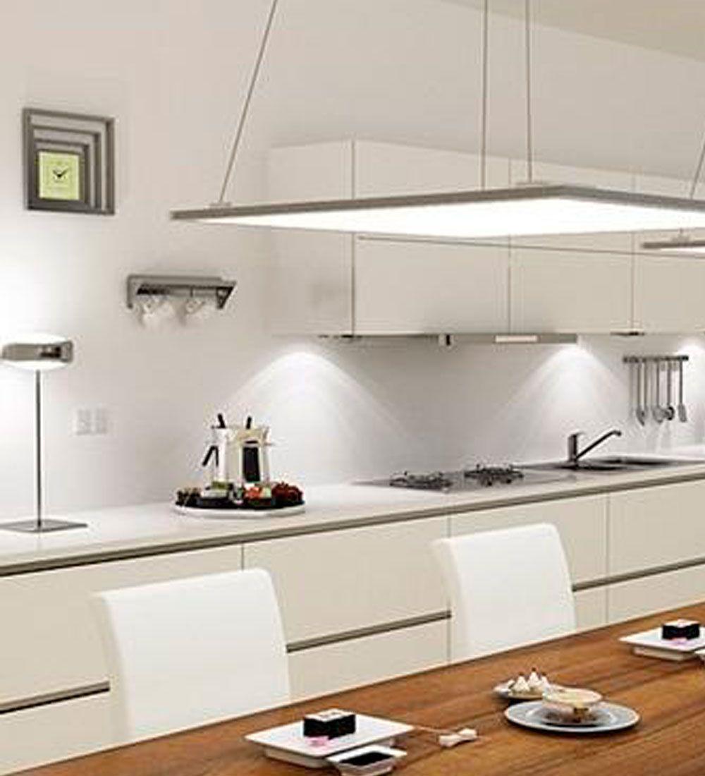 Iluminacion Para Cocinas Cocinas Luminosas Cocinas Lamparas