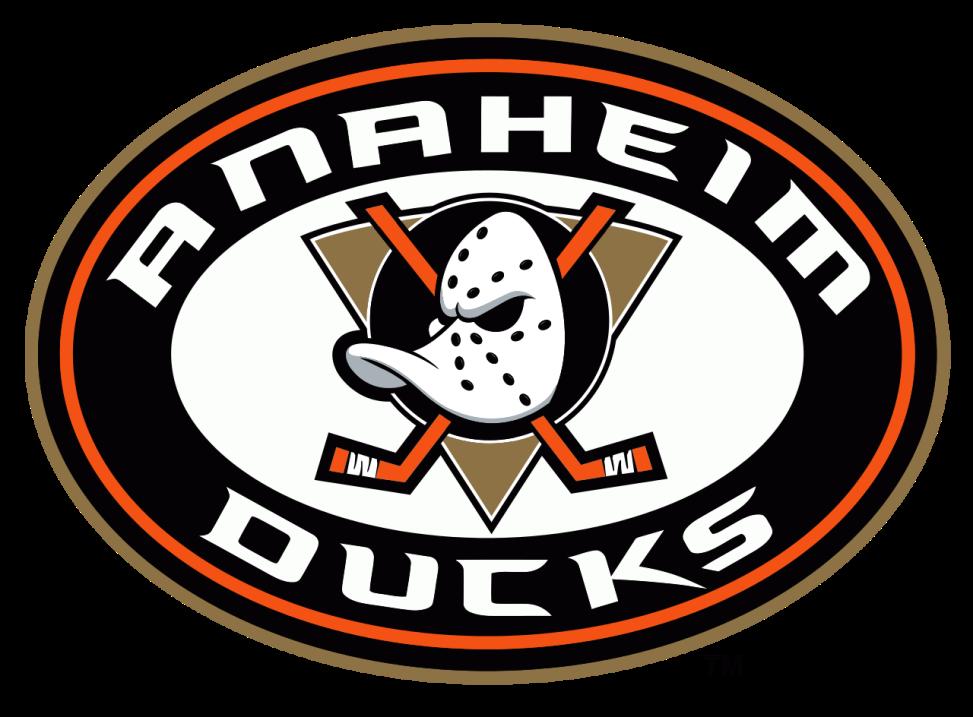 Anaheim Mighty Ducks (Anaheim Ducks) Anaheim ducks