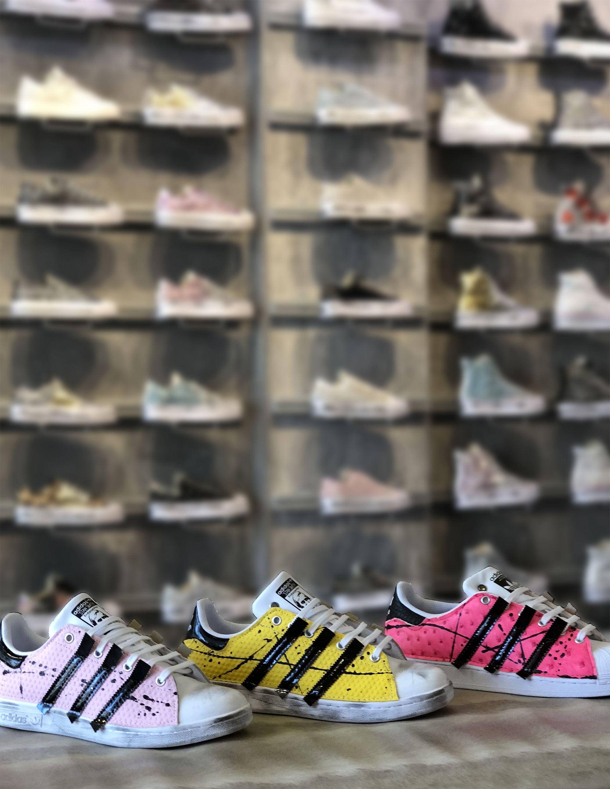 converse scarpe negozi milano