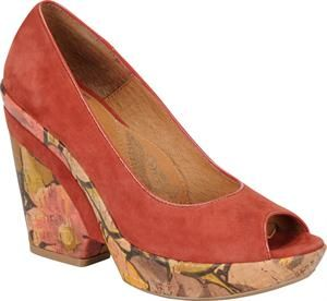 Women's Sofft Olivia - Terracotta Suede