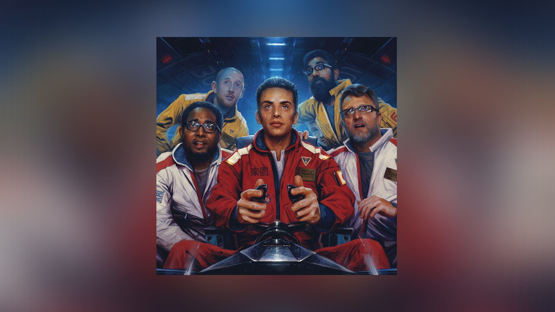 Logic The Incredible True Story Youtube Music Album Art