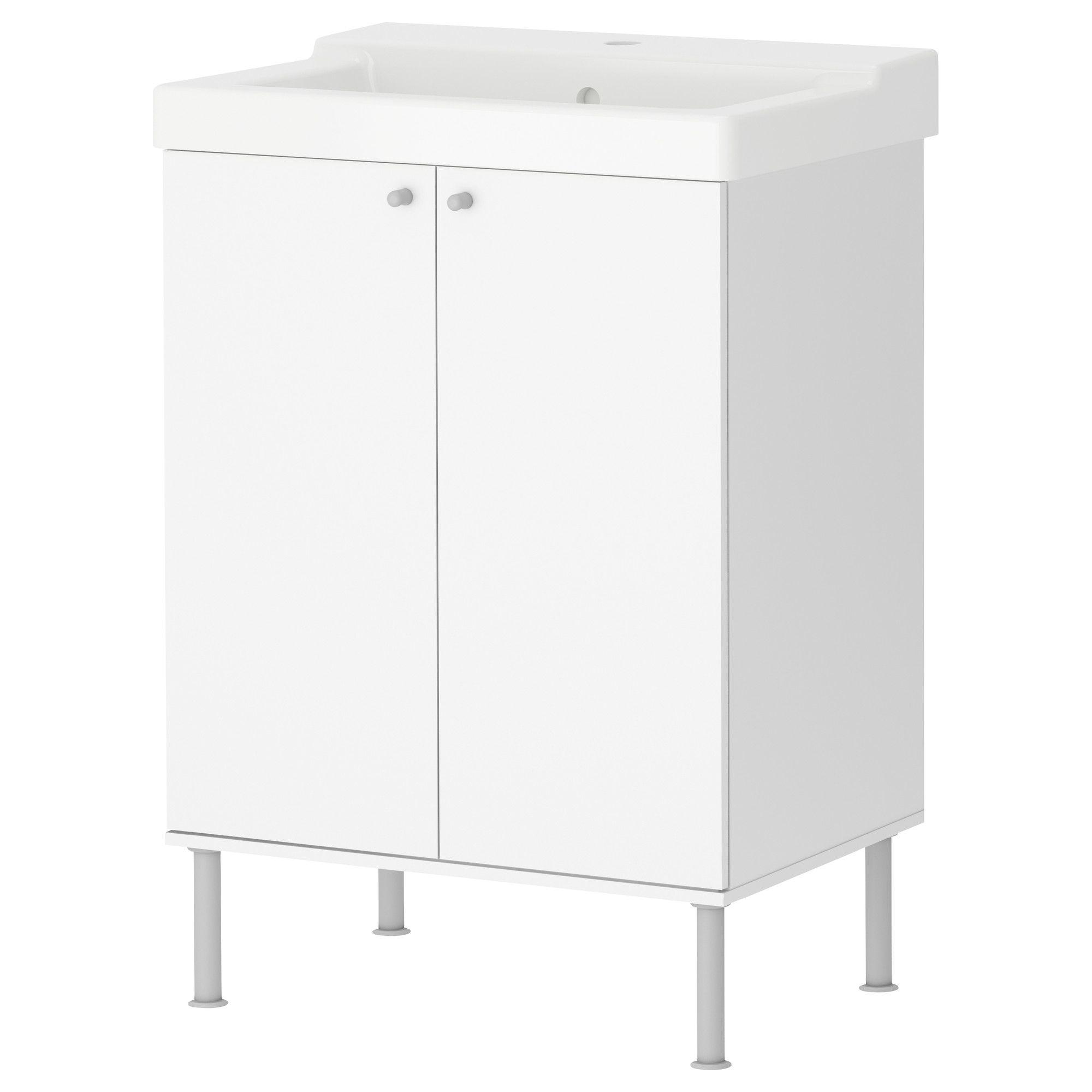 FULLEN / TLLEVIKEN Sink cabinet, white | Pinterest ...