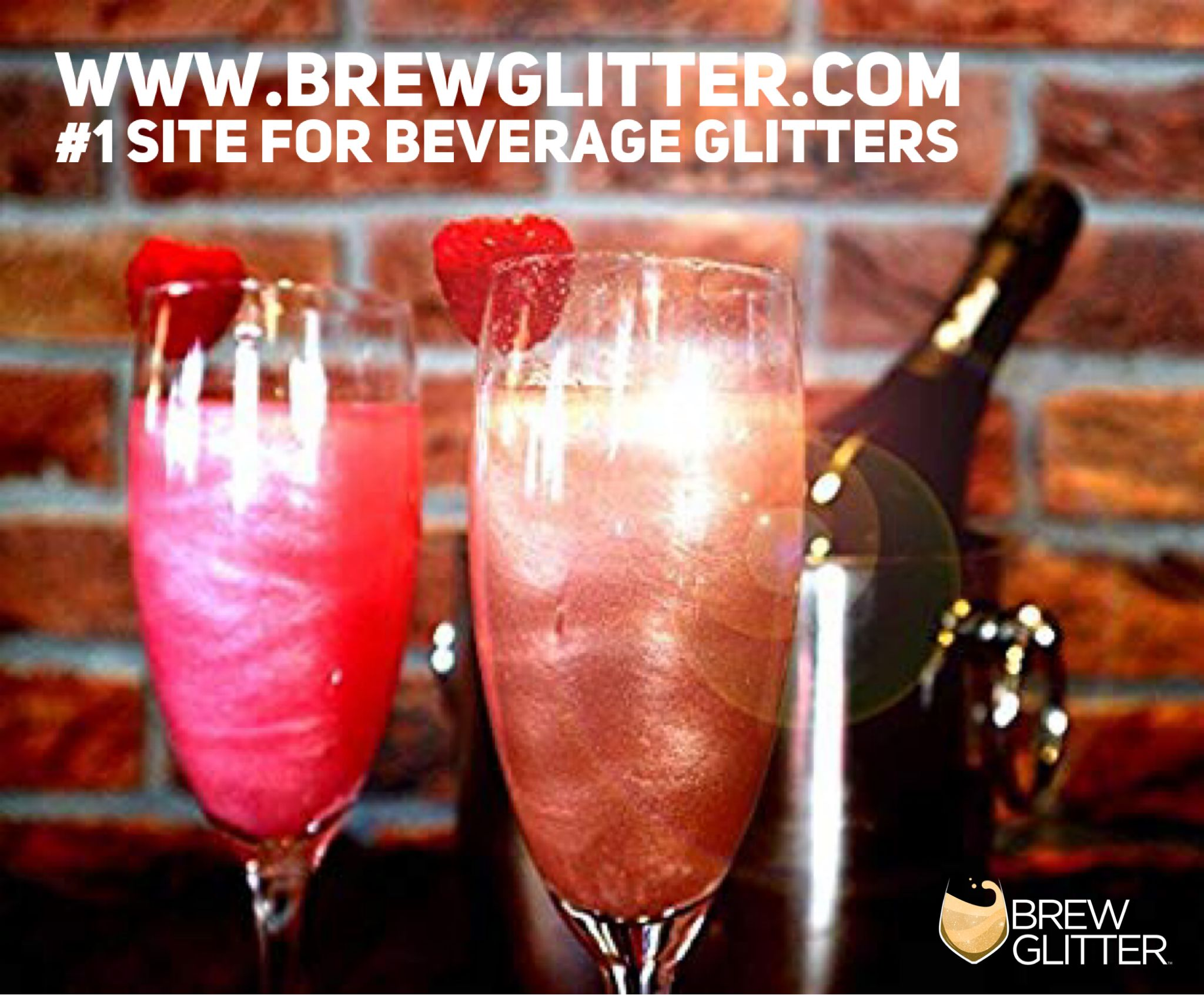 Edible Champagne Glitter Day Brewglitter Com Brewing Craft Brewing Beverages