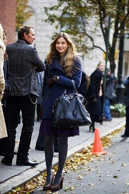 On the Street…..Park Ave., Uptown « The Sartorialist