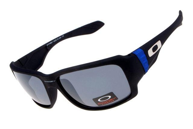 7d3af49c00 Oakley Big Taco sunglasses matte black   gray iridium