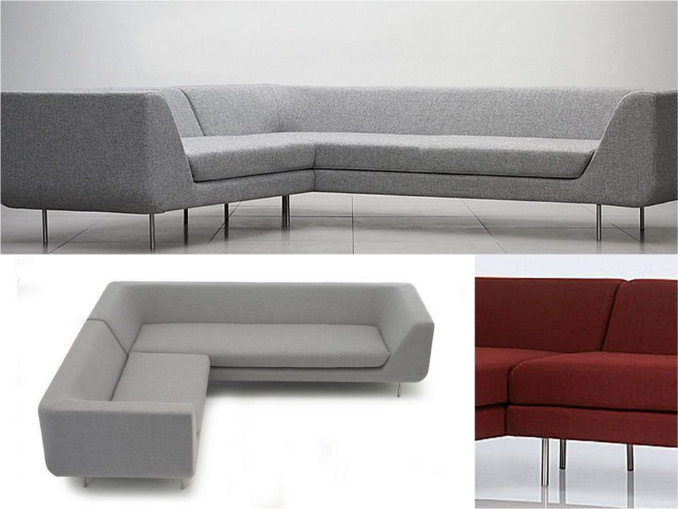 Slim Corner Sofa Google Search