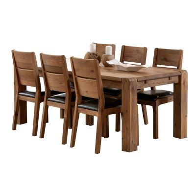 Lidgate  Table 6 Chairs #diningroom  Dining Room  Pinterest Fair Oak Dining Room Table And 6 Chairs Decorating Design