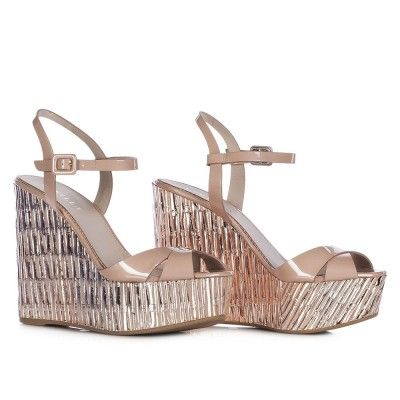 Fall/Winter Le Silla Women Sandals Sandals Le Silla womens Beige LE SILLA Womens Sandals