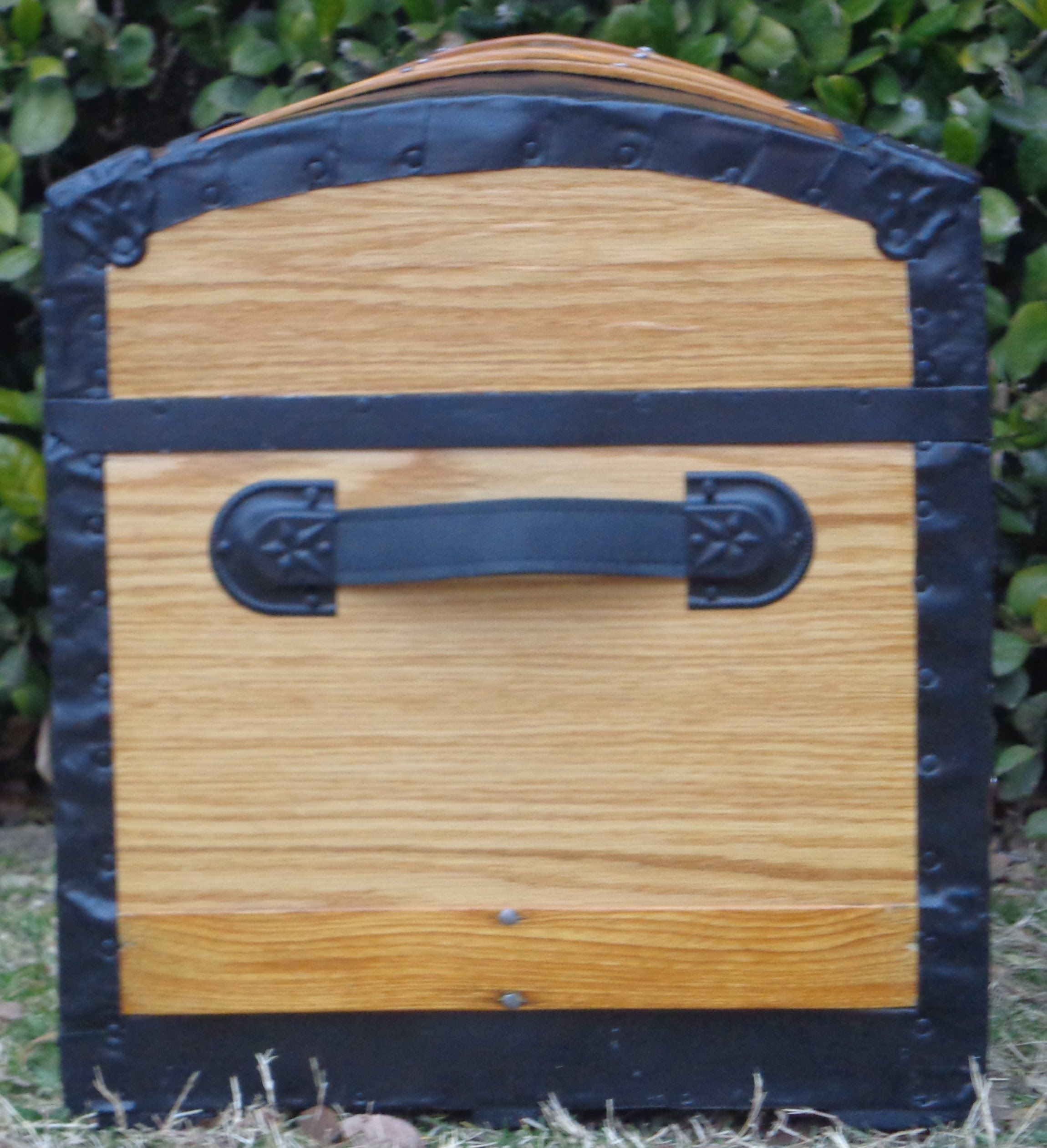 Replace Leather Trunk Handles Antique