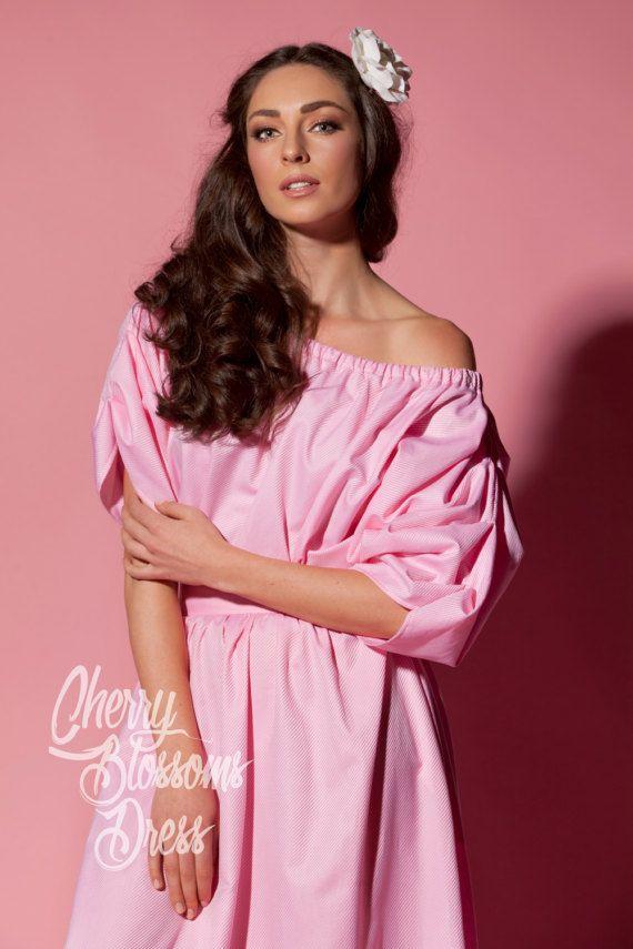 ON 20 % OFF Pink dress/ Summer Maxi Dress/ Pink Maxi dress/ Maxi ...