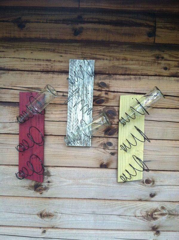 Pin By Pamela Stoudt On Bottles Bed Spring Crafts Old