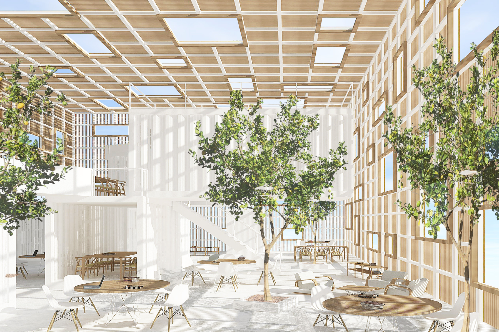 Start Up Offices Budapest Www Romanizquierdo Com In 2020 Green