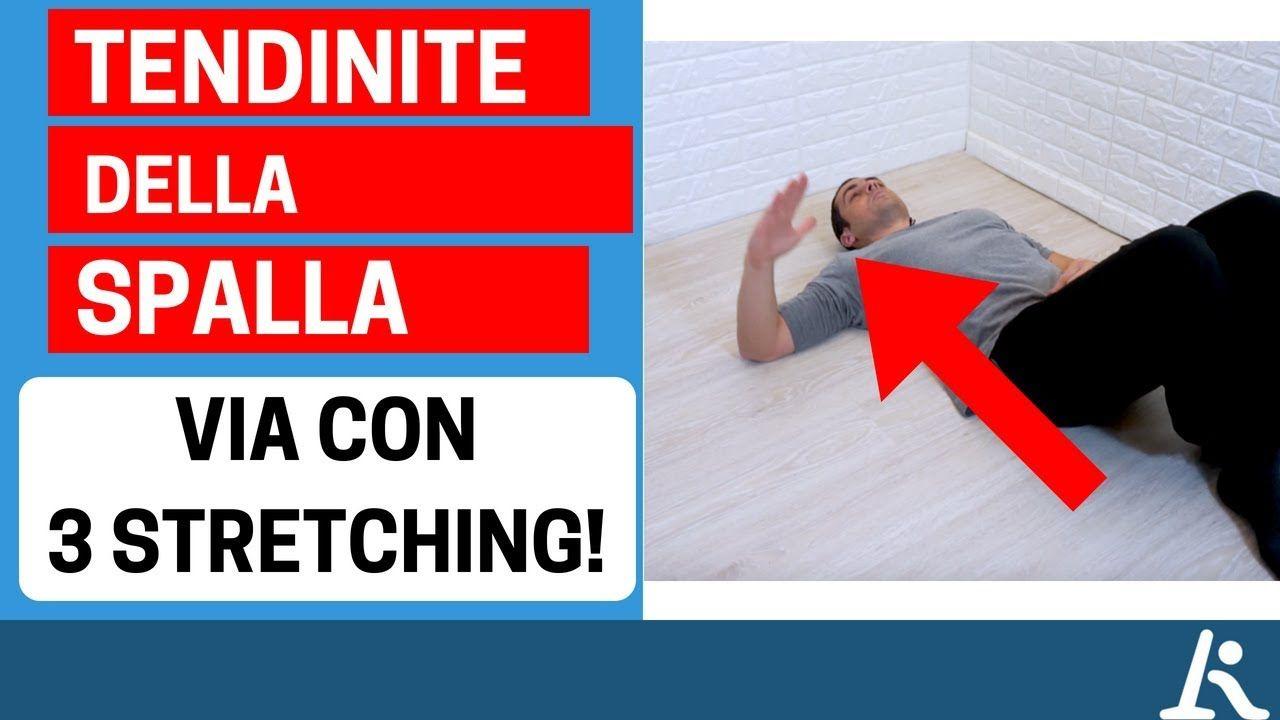 3 semplici stretching per ridurre (da subito) il dolore..