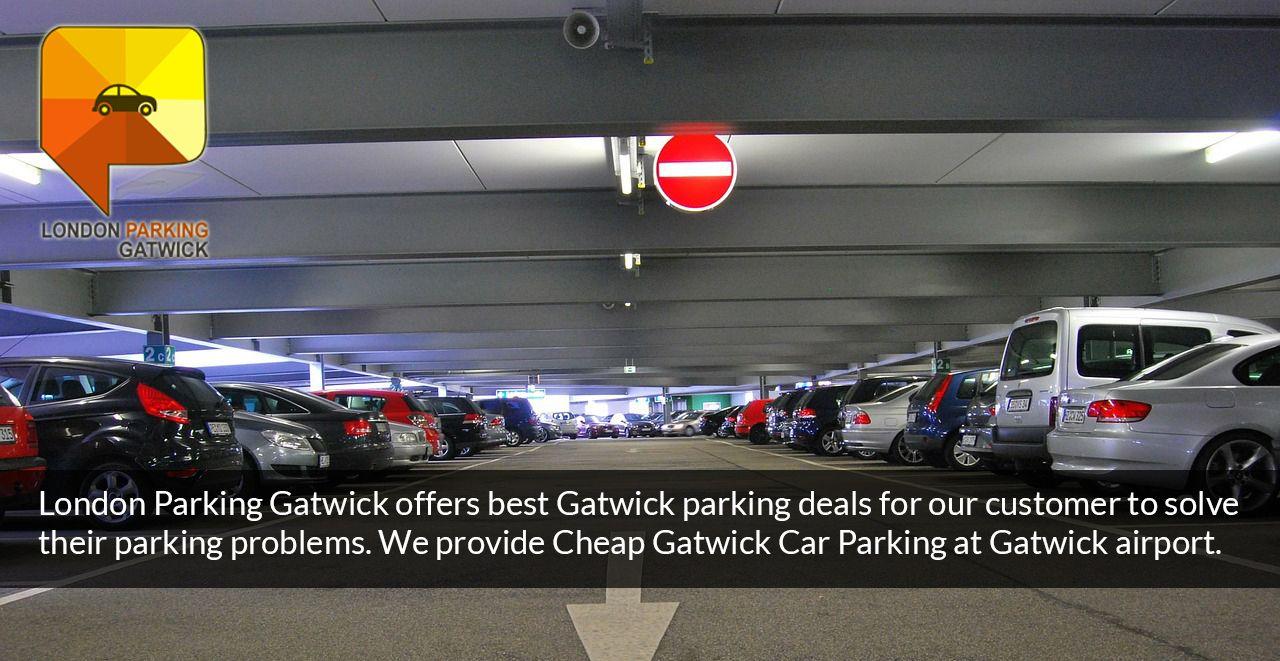 London Parking Gatwick Is Best Parking Service In Gatwick We