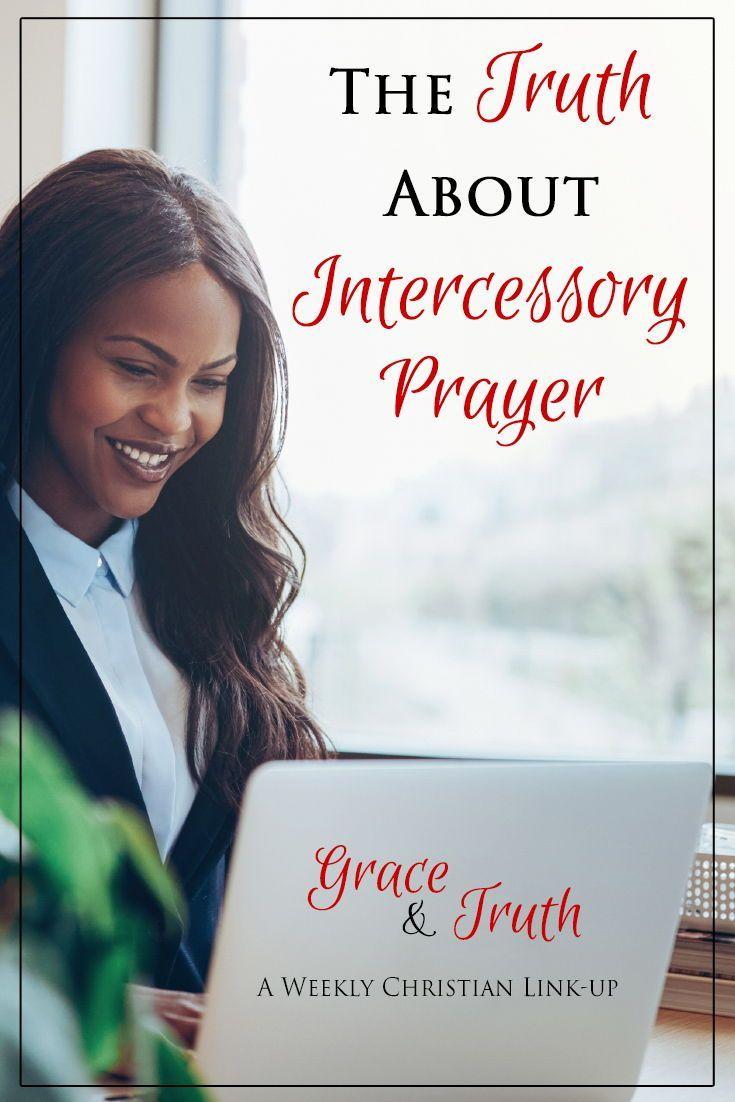 Grace & Truth for Intercessory Prayer Intercessory