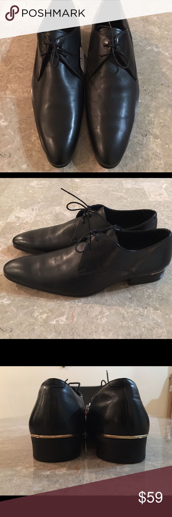 Zara Man Shoes for Men High Quality Dress Shoes by Zara Zara Shoes Oxfords & Derbys