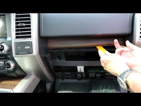 How To Change a Cabin Air Filter on a 20152017 F150