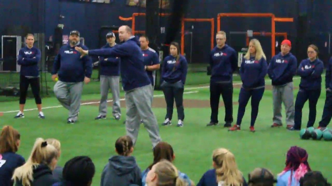 Monica, Shelby, & Haylie Exclusive Softball Event Intro