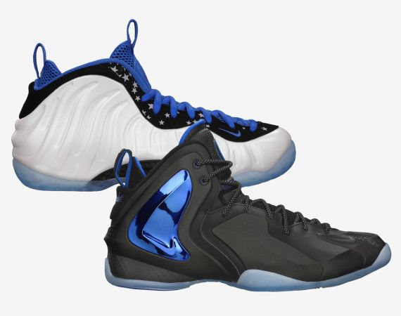 "on sale 74116 093b8 Nike ""Shooting Stars"" Pack Air Foamposite One + Lil Penny Posite   ReStock  at NikeStore"