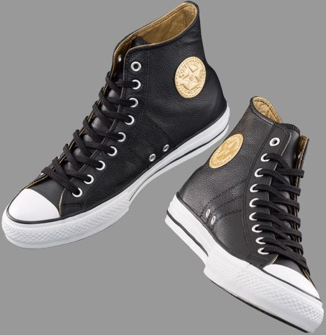 Converse 100th Anniversary All Star Weapon Leather Hi (met ...