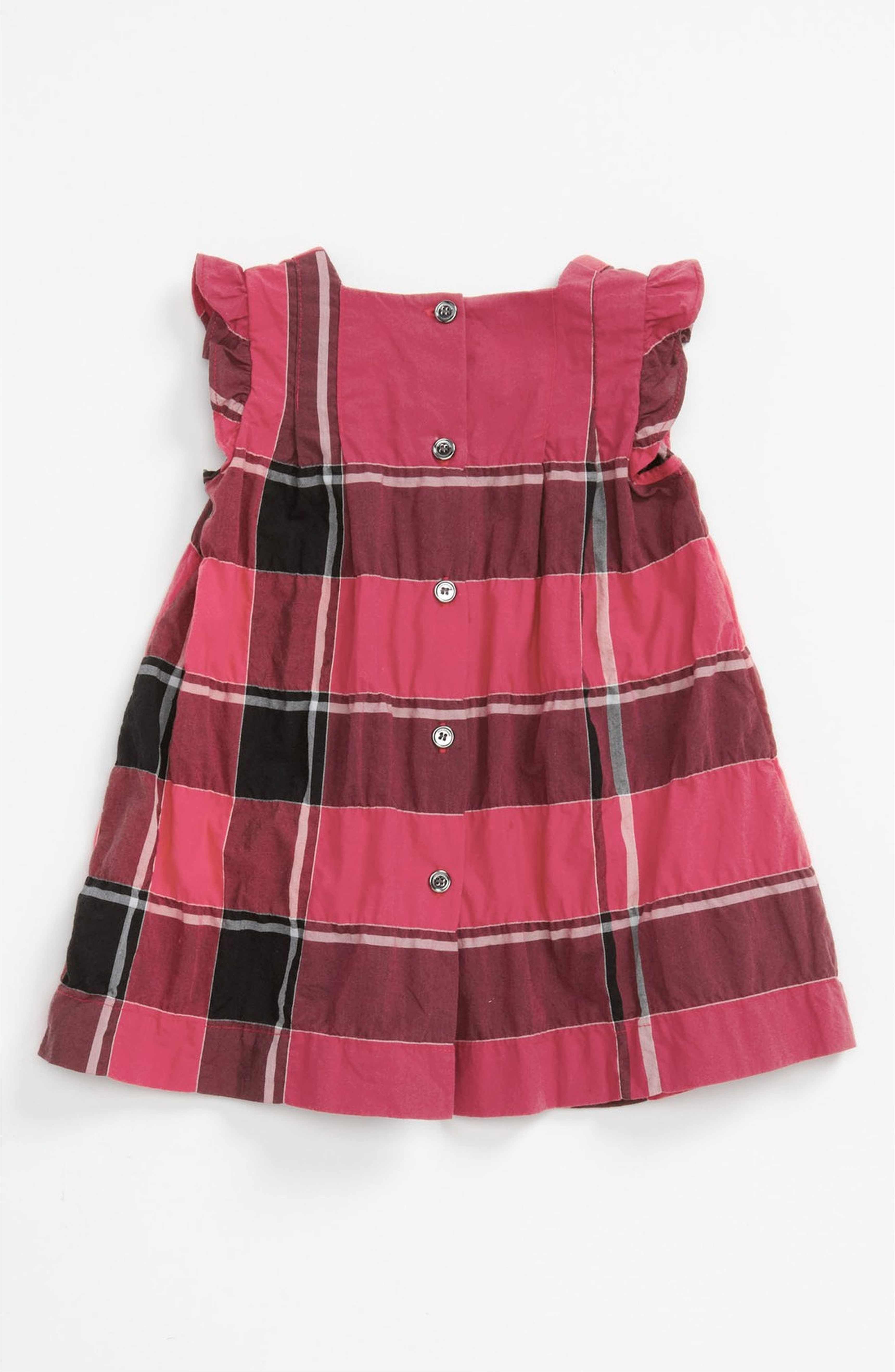 Main Image Burberry Desire Dress Baby Girls