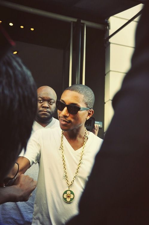 Pharrel Pharrell Pharrell Williams My Boyfriend