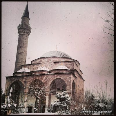 Istanbul Covered in Snow in Instagram Photos ~ My Traveling Joys