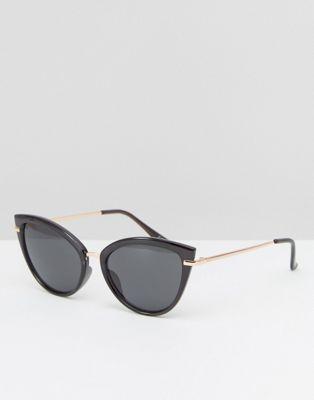 Fashion Trend Gläser Wunderschöne Sonnenbrille , Grau / Silber
