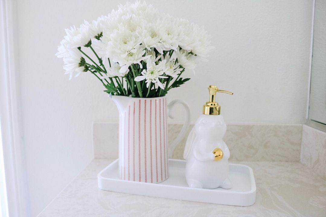 Fl Bathroom Decor, Flower Bathroom Sets