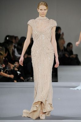 Elie Saab Spring 2009 Couture Fashion Show: Complete Collection - Style.com
