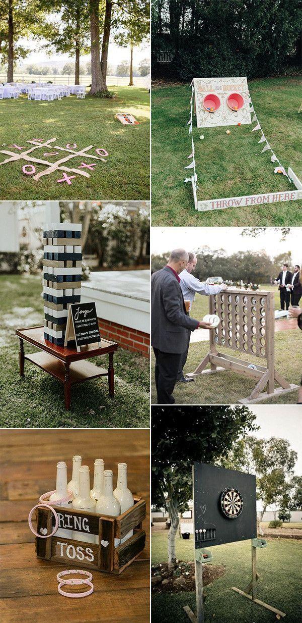 42 idées de mariage dans un jardin avec un petit budget pour chaque 20