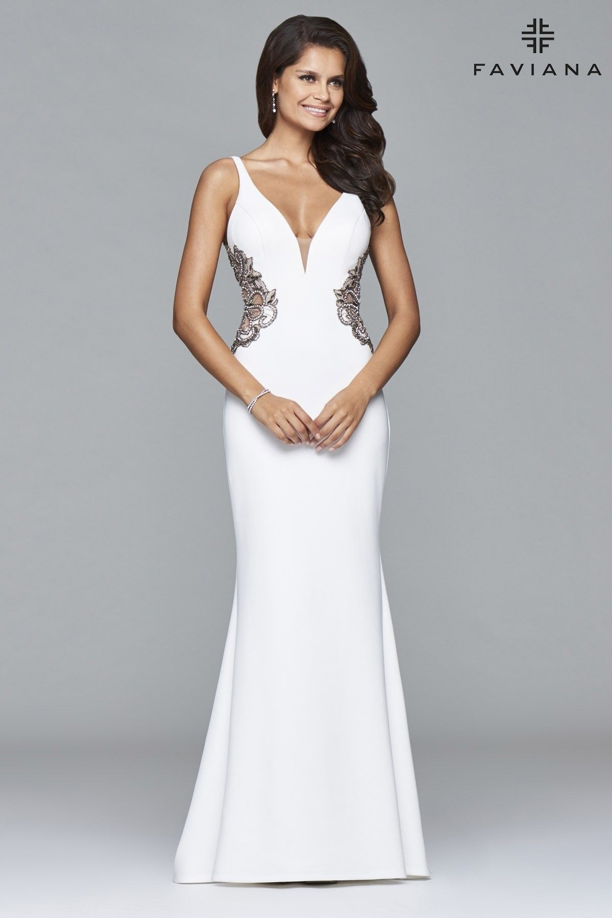 S all faviana dresses pinterest dresses prom dresses and