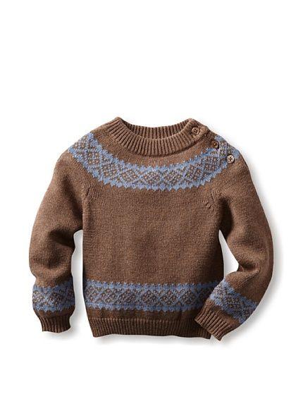 Rachel Riley Baby Fair-Isle Sweater at MYHABIT | kid style ...