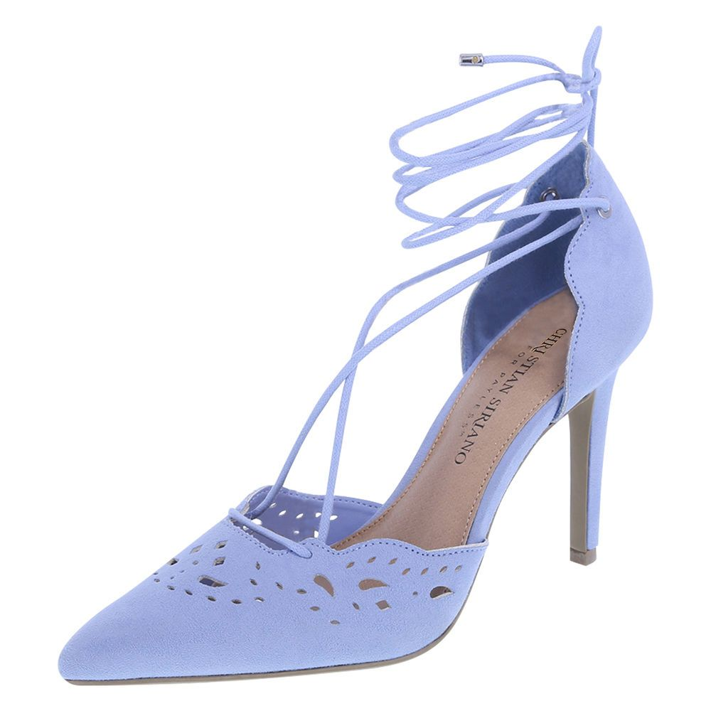 af4a1c8f36f Christian Siriano For Payless Women s Josephine Lace-Up Pump SHOES