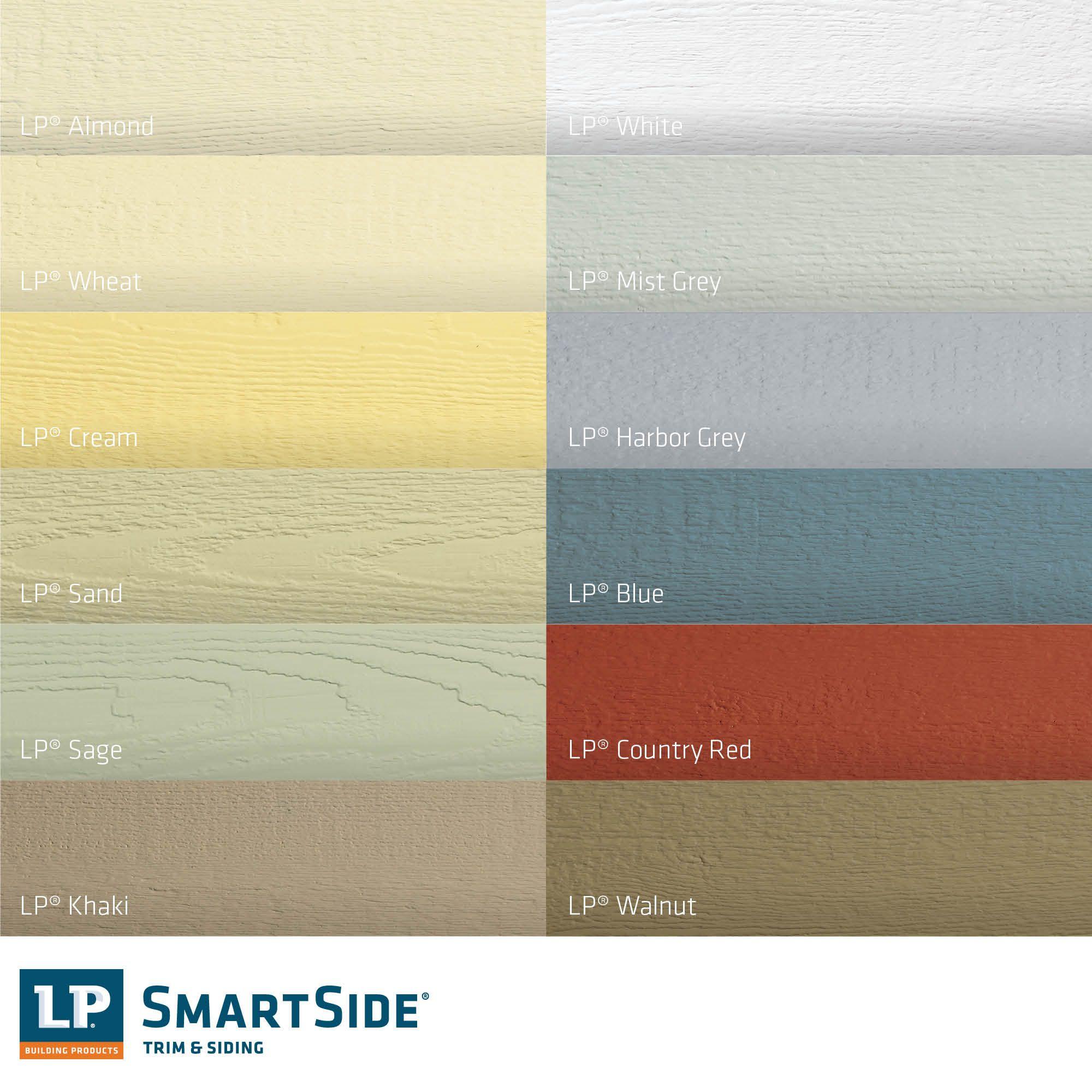 Your Builder Or Remodeler Can Have Lp Smartside Siding