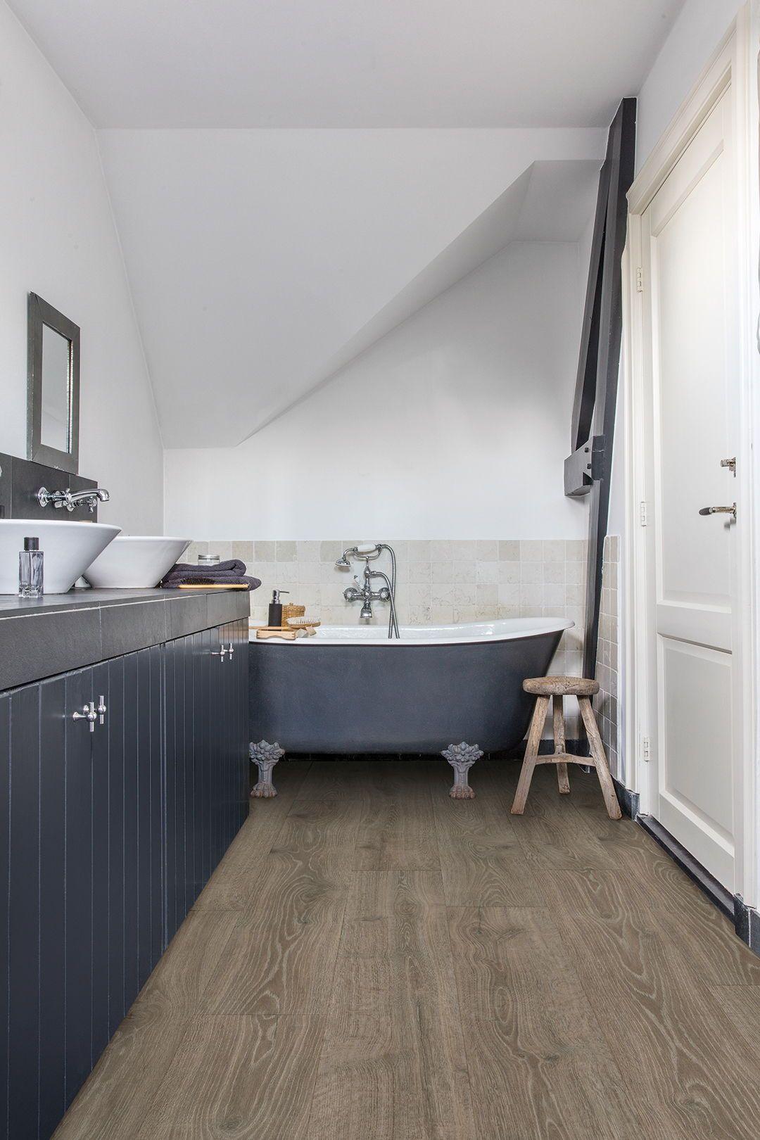 Choose The Perfect Bathroom Floor Quick Step Co Uk Best Bathroom Flooring Classic Bathroom Waterproof Bathroom Flooring