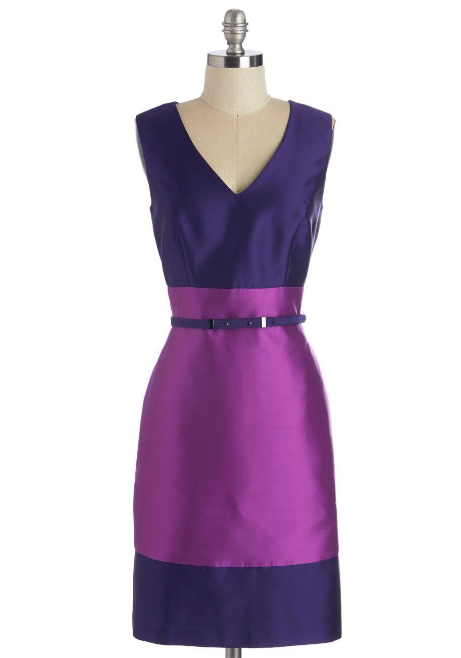 Awaiting the Evening Dress | Mod Retro Vintage Dresses | ModCloth ...