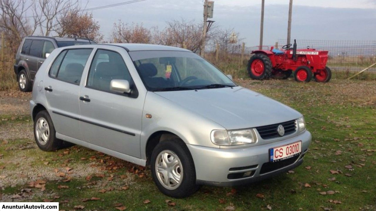 Volkswagen Polo Benzina 1998 [890 EUR] Oravita [072640