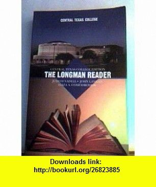 The longman reader central texas college 9th edition 9780558223878 the longman reader central texas college 9th edition 9780558223878 judith nadell john fandeluxe Choice Image