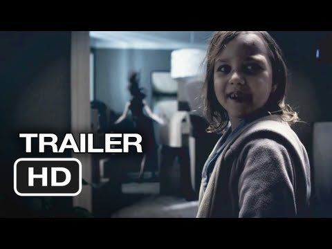 Mama Official Spanish Trailer 1 2012 Guillermo Del Toro Horror Movie Hd Horror Movies Scariest Isabelle Nelisse Horror Movies