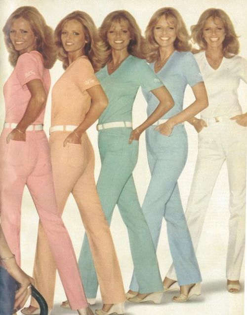 "36bbf1d28a Cheryl Tiegs Collection"", Sears catalog, Spring-Summer 1981 