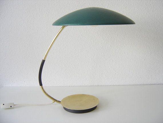 Grosse Kaiser Idell 6787 Mid Century Modern Bauhaus Etsy Lamp Modern Desk Lighting Desk Light