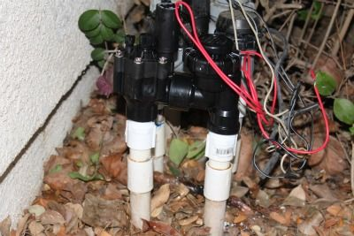 Easy Lawn Sprinkler Valve Replacement