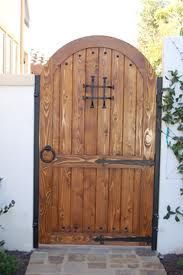 Wooden Gates on Pinterest | Gates, Garden Gates and Baby Gates