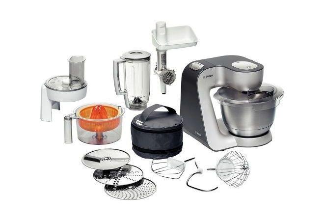 Bosch Mum56340 Styline Food Processor Recipes