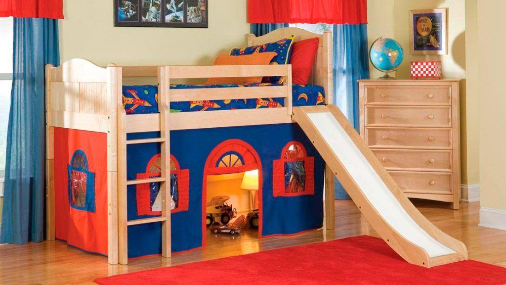 Camas infantiles para niños cama Pinterest Ideas para